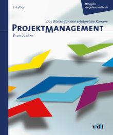 Buchcover Projektmanagement-Das Wissen für eine erfolgreiche Karriere
