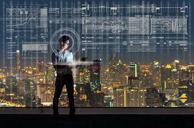Projektmanager agil im digitalen Berufsalltag unterwegs