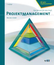 Buchdeckel, Abbildung der farblich gegliederten Pyramide in Bezug auf die verschiedenen Buchkapiteln