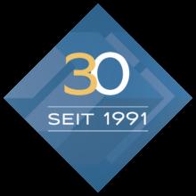 Logo 30 Jahre SPOL
